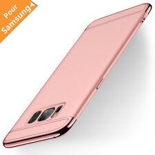 Lusso Custodia Sottile PC Opaco per Samsung S8 / Plus, S7 / Edge, S6 Note8,A5 /