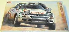 Hasegawa 1/24 Toyota Celica Turbo 4WD 1993 Safari Rally Winner