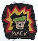 MACV Military Assistance Command Special Forces Vietnam War Patch