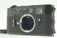 [MINT Meter Works] Leica M5 Black 35mm Rangefinder Film Camera Body From JAPAN