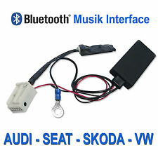 Bluetooth AUX Radio Adapter für VW MCD MFD2-RNS 2 MFD2 DVD Radio
