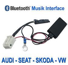 BLUETOOTH AUX ADAPTER MP3 für AUDI RNS-E VW RNS 315 RCD 300 RCD 310 MFD2
