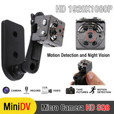 1080P HD Mini Hidden SPY Camera Video Recorder Motion Detection Cam Night Vision