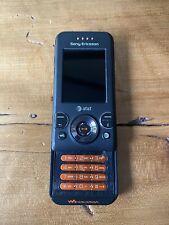 Sony Ericsson Sony Ericcson Walkman W580i - Black (AT&T) Cellular Phone