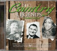 Country Legends - Cowboy Boots CD - New