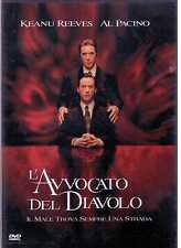 L' avvocato del diavolo (1997) DVD