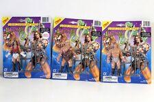 "Vintage E Toys KO MOTU He-Man Hercules (x3) Lot 4"" Action Figure [A40]"