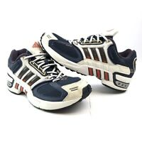 Mens Adidas Response Blue White Running Sneaker Athletic Shoes 676329 Size 8.5