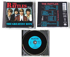 RATTLES The Greatest Hits / Come On And Sing, Love Of My Life,... Star-Club CD