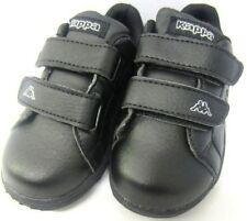 Scarpe nere Kappa per bambini dai 2 ai 16 anni