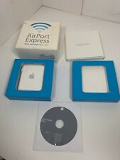 Apple Airport Express A1084 Wireless Router Mac And PC 54 Mbps Wifi