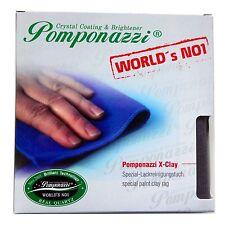 Pomponazzi X-Clay specializzato-pulizia Vernice SOSTITUISCE PANNO PULIZIA grana, VERNICE GRANA