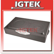 SUBWOOFER IN BOX REFLEX HERTZ EBXF20.5 CON RADIATORE PASSIVO ULTRASLIM 20CM 400W