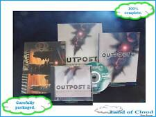 Outpost 2 Divided Destiny Big Box Windows PC game - FAST POST