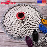 8/9/10/11S MTB Bike Cassette Aluminum KMC Chain 11-40/42/46T Sprocket Derailler