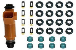 NEW Fuel injector repair kits for Land Rover Range Rover, Jaguar, 4.2L 4.4L V8