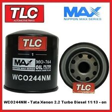 Nippon-Max Oil Filter - TATA Xenon 2.2 DiCOR Diesel 11/13 - on