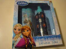 New ! 2 Pcs Women's Frozen by Disney Fragrance Set Shower Gel and Body Spray