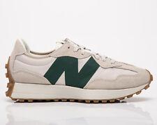 New Balance 327 Men'S Timberwolf ночном дозоре зеленые низкие повседневные кроссовки, обувь