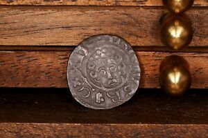 Henry III Short Cross Penny Moneyer Ioan Chic, Canterbury Mint, Class 7b4, S1356