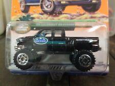Matchbox #70 Ranger Patrol '99 Chevrolet Silverado Pickup 4x4 Black 1999
