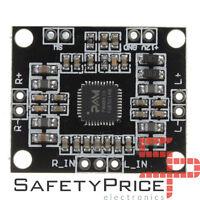 Arduino Modulo Amplificador de Audio PAM8610 2 canales x 10W 8Ω - 2 x 15W 4Ω SP