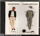 ANTONELLO VENDITTI - IN QUESTO MONDO DI LADRI (CDHLP 2373) 1988 NO BARCODE