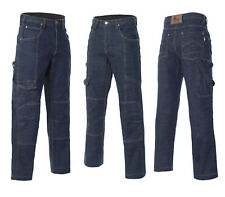 Jeans Arbeitshose Sicherheitshose Schutzhose Bundhose Multifunktion (CXSJEANS)