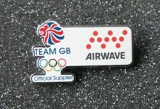 Airwaves Team GB London 2012 Olympic Paralympic Pin Badge Official Supplier