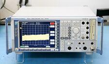 Rohde Fsq26 20hz 265ghz Spectrum Analyzer Fsu26