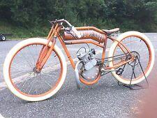 7/8' Board Track Racer Handlebars If It Has Wheels Merkel Indian Pope Harley