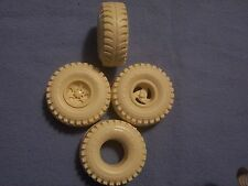 Resin Ground Hawg Tires 1/24 1/25 scale