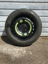 Mercedes CLK W209 Spare Saver Wheel And Tyre 125/90/16 98M Continental