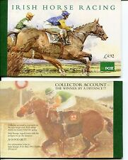 Ireland 1996 Horse Racing, Scott 1001-05 Full Booklet, 1003b 1005b, NH