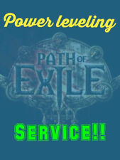 Path of Exile - Power Leveling (Standard or Ultimatum Softcore League - PC)