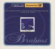 Johannes Brahms - Symphonie Nr. 2 & 3 (Kurt Sanderling) CD