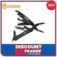 Gerber Dime Black Keychain Multi-Tool 31-001134 - 31001134