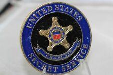 United States Secret Service Chaplain Challenge Coin