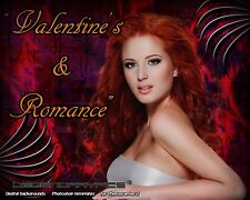 NEW ROMANCE LOVE DIGITAL BACKGROUNDS GREEN SCREEN PHOTO TEMPLATES BACKDROP