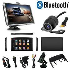 FLOUREON 7/'/'Kapazitiver LCD-Touchscreen-Truck /& Auto GPS-Navigation 8GB FM USB