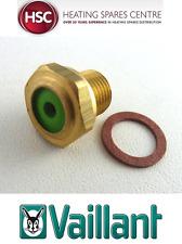 Vaillant Mag 125/7 125/11 250/7 325/7 & 400/7 válvula de agua Relleno Caja 012156
