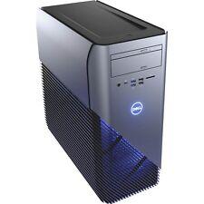 Inspiron Blue Gaming Desktop 5675 w/ AMD Ryzen 7 1700X, 8GB RAM, 1TB HDD, RX 580