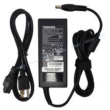 New Toshiba PA-1650-21 PA3467U-1ACA PA3714U-1ACA Ac Adapter Charger & Cord 65W