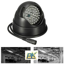 360° 48 LED Illuminator IR Infrared Night Vision Light For CCTV Security Camera