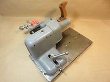 Nice Cast Iron Vintage Delta 1172 Tenoning Jig 34 Rail Unisaw Others