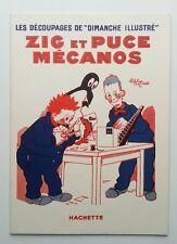 BD TL -  Zig et Puce mecanos / 1988 / HACHETTE / L'AGE D OR / 426 ex