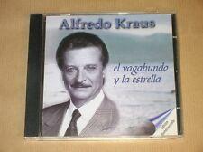 CD / ALFREDO KRAUS / EL VAGABUNDO Y LA ESTRELLA / EXCELLENT ETAT