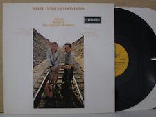 MERLE TRAVIS & JOHNNY BOND- GREAT SONGS OF THE DELMORE BROTHERS LP UK NM Vinyl