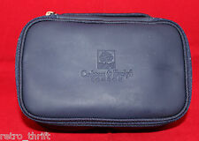 Cathay Pacific Airlines Crabtree And Evelyn Amenity Travel Kits Pouch Navy Blue