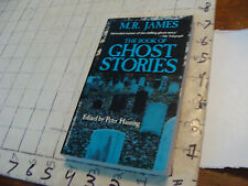 High Grade UNREAD paperback: the book of GHOST STORIES m.r. james 1984 1st ed.